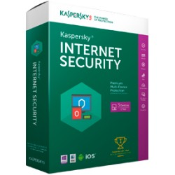 پنج کاربر Kaspersky Internet Security