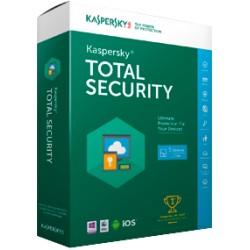 دو کاربر  Kaspersky Total Security