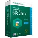 سه کاربر Kaspersky Total Security
