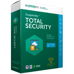پنج کاربر Kaspersky Total Security