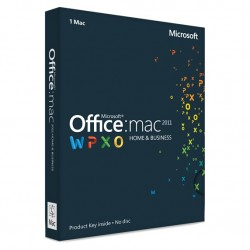 Office for MAC Home and Business 2011