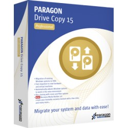 Paragon Drive Copy 15 Professional