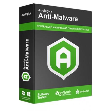 Auslogics Anti-Malware 2016