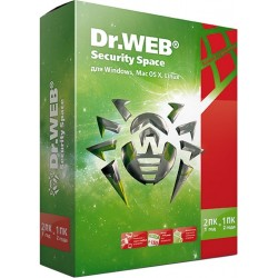 Dr.Web Security Space سه کاربر یکساله