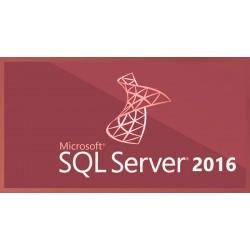 SQL server 2016 Enterprise