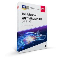تک کاربر  Bitdefender Antivirus Plus 2018