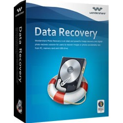 Wondershare Data Recovery - Windows