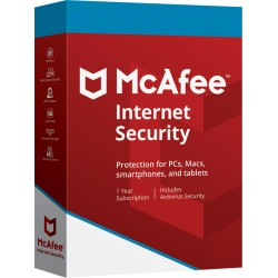 تک کاربر Mcafee Internet Security