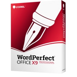 Corel WordPerfect Office X9  Professional