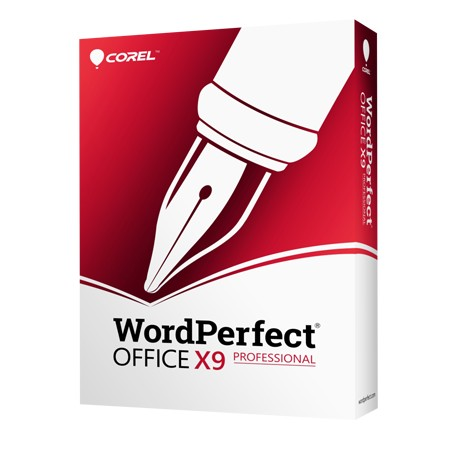 Corel WordPerfect Office X9  Professional