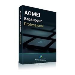 AOMEI Backupper Professional