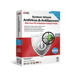 System Shield AntiVirus & AntiSpyware