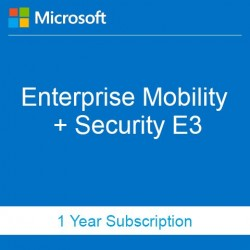 Enterprise Mobility  Security E3