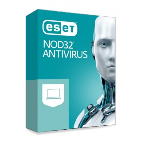 Eset NOD32 Antivirus سه کاربر