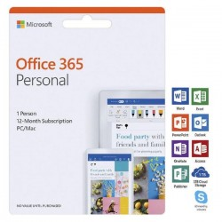 Office 365 personal 1 PC + 1 Tablet