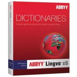 ABBYY Lingvo x6 Dictionary Multilingual