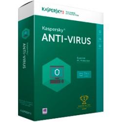 سه کاربر Kaspersky Antivirus