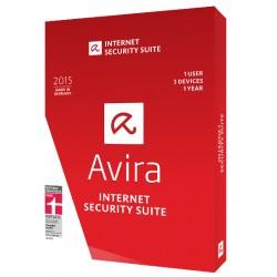 Avira Internet Security Suite یک کاربر