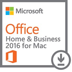 Office for MAC Home and Business 2016