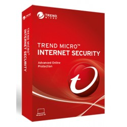 Trend Micro Internet Security 3 PC
