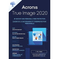 Acronis True Image Advanced Edition
