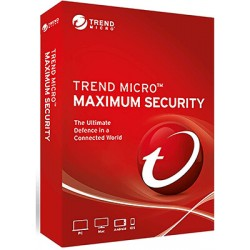 Trend Micro Maximum Security 5 Device