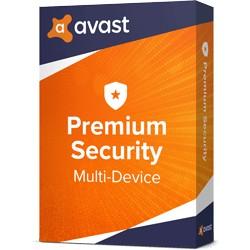 Avast Premium Security 10 Devices