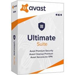 Avast Ultimate یک کاربر