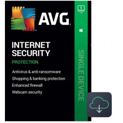 AVG Internet Security 2016 1PC
